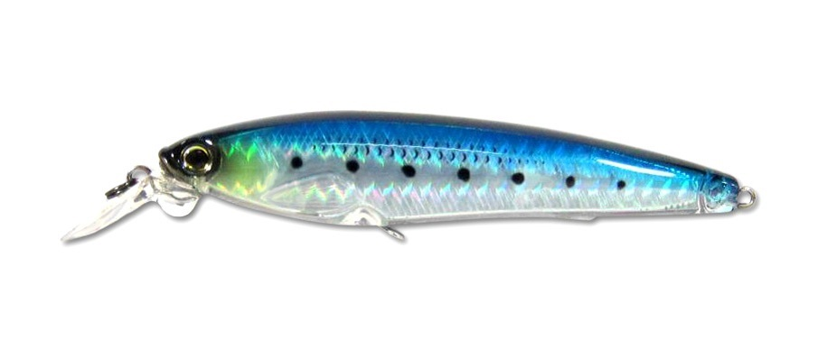 Воблер Yo-Zuri 3DS MINNOW сусп, 100 мм, 17.0 г F1157-HIW