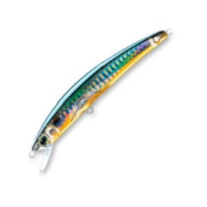 Воблер Yo-Zuri CRYSTAL 3D MINNOW JOINTED плав, 130 мм, 22.0 г F1152-GHGT