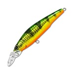 Воблер Yo-Zuri MAG MINNOW LONG CAST тонущ, 70 мм, 8.5 г R1141-HPC