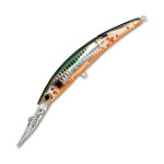 Воблер Yo-Zuri CRYSTAL 3D MINNOW DEEP DIVER JOINTED плав, 105 мм, 17.0 г F1159-GHGT