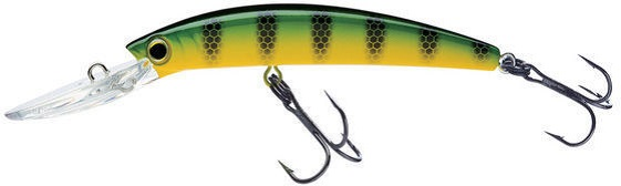 Воблер Yo-Zuri CRYSTAL MINNOW DEEP DIVER WALLEYE плав, 90 мм, 9.5 г R1205-MPC