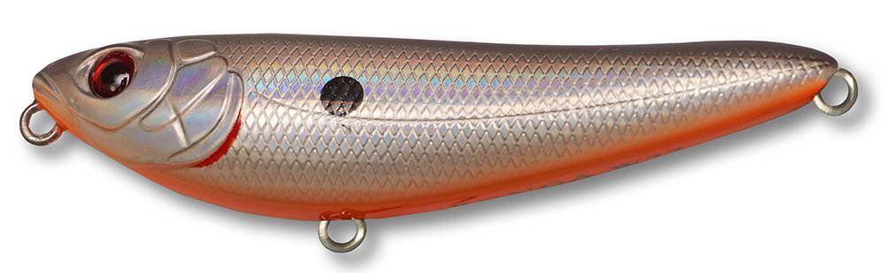 Воблер Kosadaka BONGA W77 поверхн. 77мм, 8.6г., цв.GT
