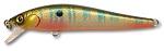 Воблер Kosadaka Зеленый китаец / The Legend XS 90F плав., 90мм, 11.0г., 0.3-1.2м, цв.PNT