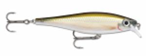 Воблер Rapala BX Minnow плавающий 0,9м-1,5м, 10см 12гр цвет SMT