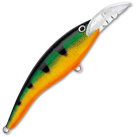 Воблер Rapala Scatter Rap Tail Dancer  P плавающий 3,3-5,7м, 9см, 13гр