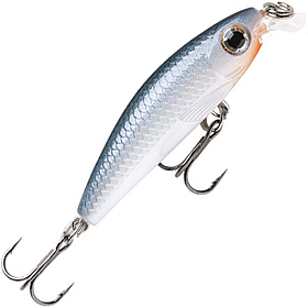 Воблер Rapala Ultra Light Minnow ULM04  SD медленно тонущий 0,6-0,9м  4см  3гр.