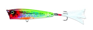 Воблер плавающий YoZuri 3DS Popper 65F F1134-HCR