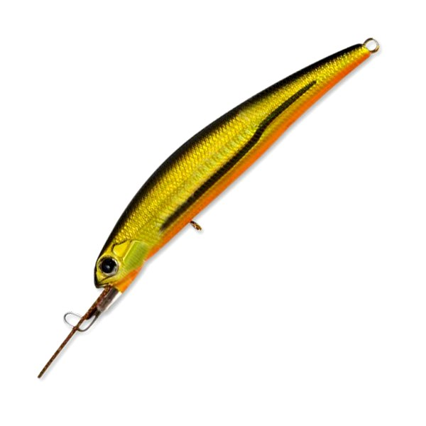 Воблер Anglers Republic Masumeshi 90MDF вес 12 гр. цвет  GHY
