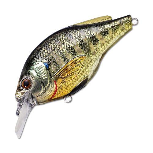 Воблер LiveTarget Sunfish Flat Side Squarebill BGS70 вес 14  гр. цвет  BG 102 Metallic/Gloss