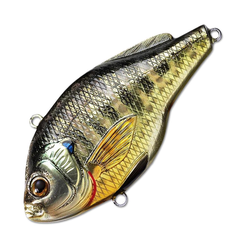 Воблер LiveTarget Sunfish Rattlebait BGV65 вес 14  гр. цвет  BG 102 Metallic/Gloss