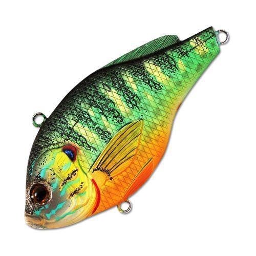 Воблер LiveTarget Sunfish Rattlebait PSV55 вес 7  гр. цвет  PS 100 Natural/Matte