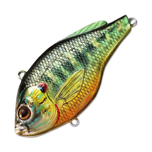Воблер LiveTarget Sunfish Rattlebait PSV55 вес 7  гр. цвет  PS 102 Metallic/Gloss