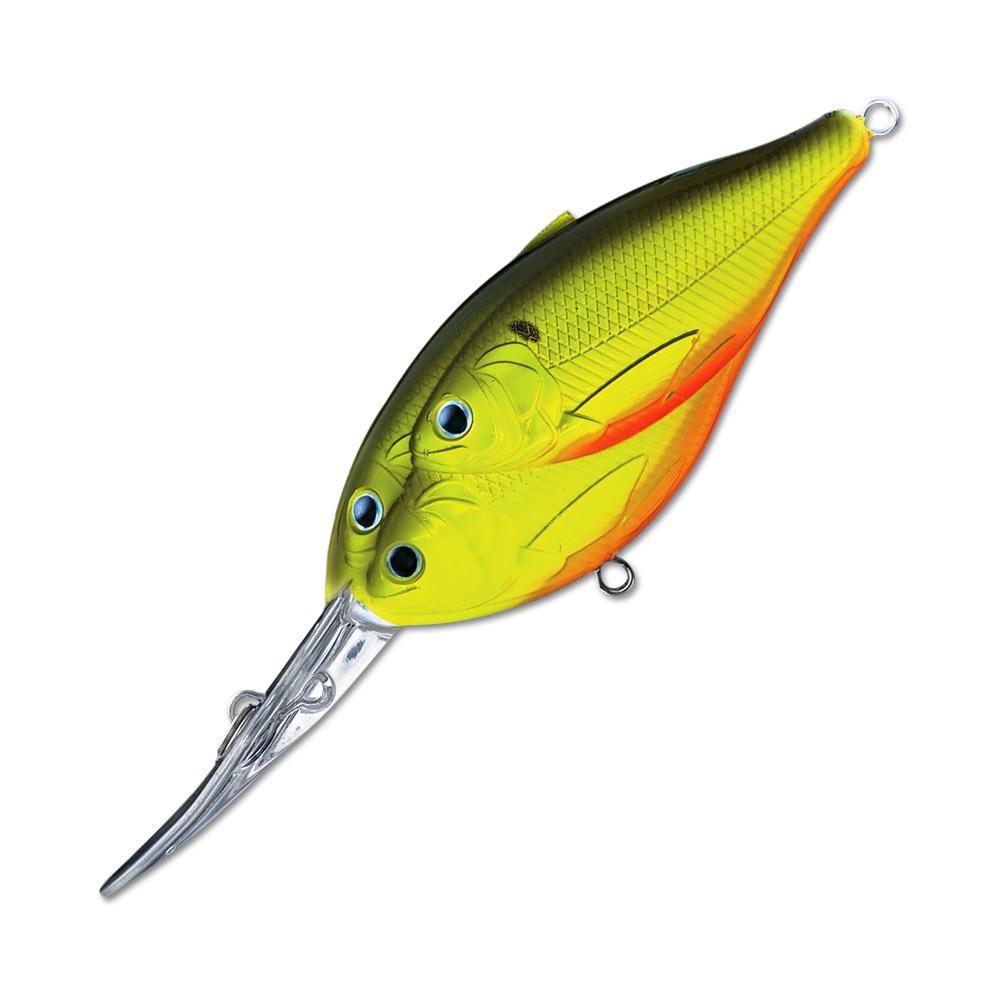 Воблер LiveTarget Threadfin Magnum Shad Crankbait 90F вес 40  гр. цвет  824 Chartreuse/Black