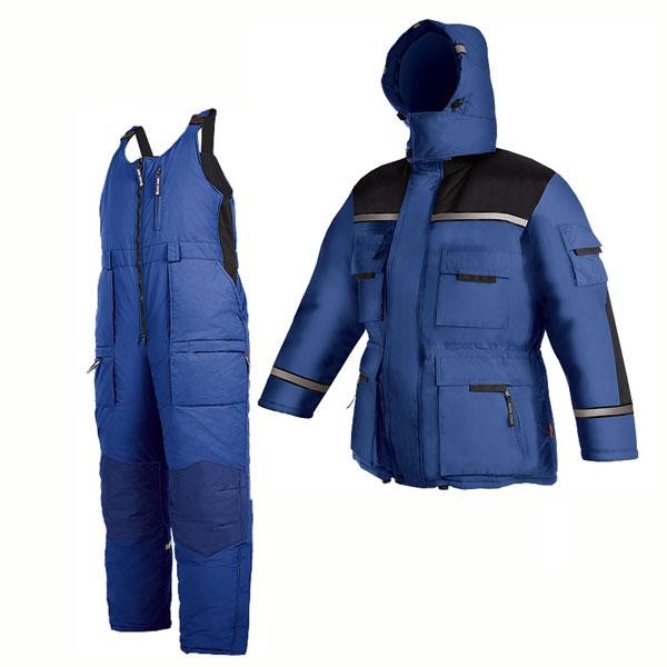 Костюм NovaTour Буран размер XXL (60-62) цвет синий