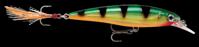 Воблер суспендер Rapala X-Rap P 80 мм