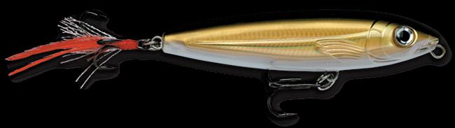Воблер медленно тонущий Rapala X-Rap Subwalk GO 150 мм