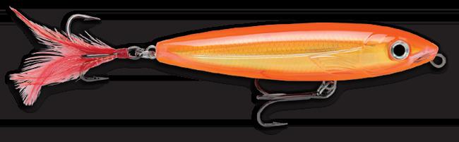 Воблер медленно тонущий Rapala X-Rap Subwalk OGO 90 мм