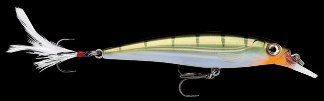Воблер суспендер Rapala X-Rap YP 40 мм