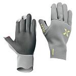 Перчатки XEFO GL-261 Chloroprene 3 пальца обрез. черн. L