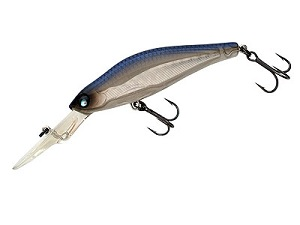 Воблер Yo-Zuri 3DS SHAD MR 65SP F958-HHPB