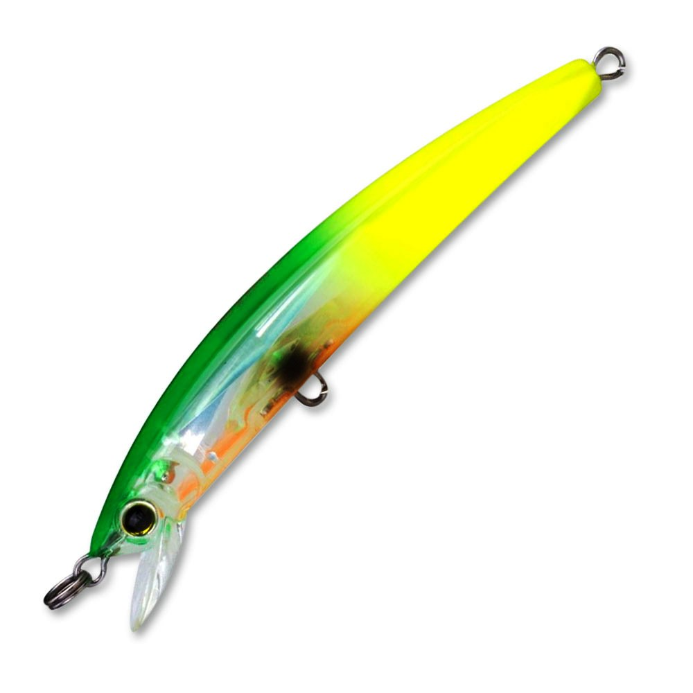Воблер YoZuri Crystal 3D Minnow Floating 90F BTCL