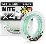Леска плетеная Yoshi Onyx NITE 4 Green, 0.8# PE, 150м