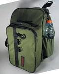 Рюкзак-слинг для ходовой рыбалки Idea Fisher РыбZak-10